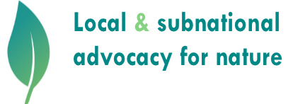 Subnational Advocacy for Nature